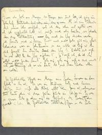 Manuscript for Ein Kommentar