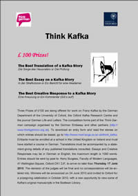 Think Kafka competition
