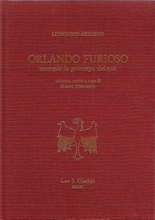 Orlando furioso secondo la princeps del 1516