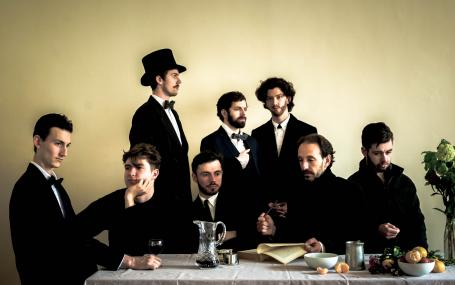 Arseholes: a New Play About Arthur Rimbaud and Paul Verlaine