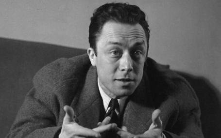 Photo: Albert Camus Credit: Kurt Hutton/Getty Images