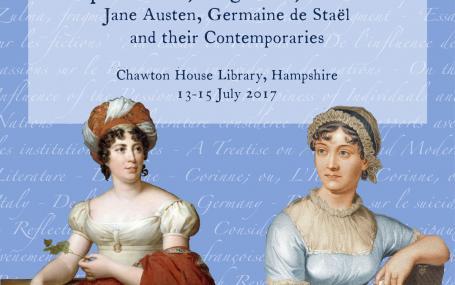 Jane Austen and Germaine de Staël 200 Years Later