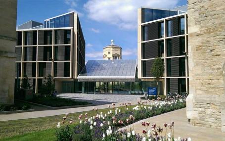 Andrew Wiles Building