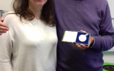 Professor Martin McLaughlin Wins Serena Medal for Italian Literature
