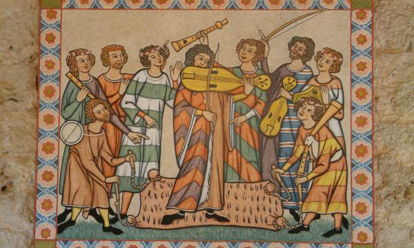 MSt in Medieval Studies