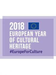 European Year of Cultural Heritage Logo