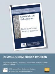 Reading of Luther's 'Sendbrief vom Dolmetschen'