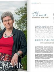 Reactions to Brexit: Interview with Professor Henrike Lähnemann