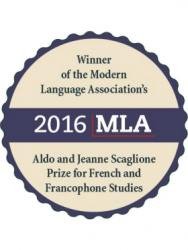 MLA Prize 2016