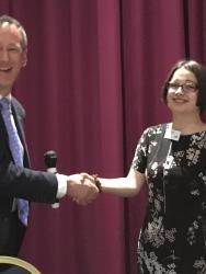 Helen Craske Wins Society of Dix-Neuviémistes 2017 Postgraduate Prize