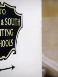 The Examination Schools Interior