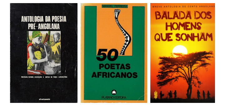 Anthologies of Angolan and African writing