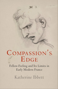 The cover of Compassion's Edge by Katherine Ibbett